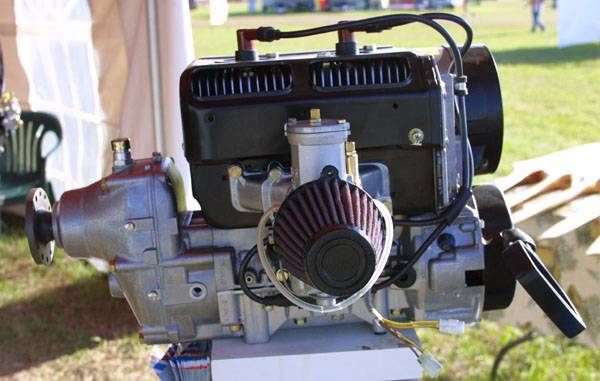Rotax 447 UL SCDI 40HP Aircraft Engine