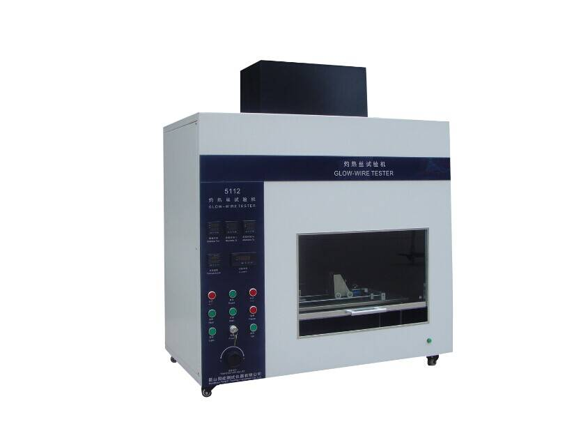 Glow Wire Tester/Apparatus