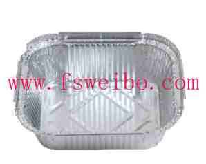 high quality aluminum foil tray for food,foil boxes,meal box