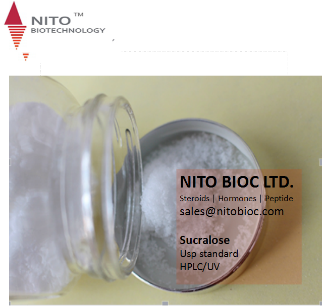 High quality Sucralose factory supply healthy food additives