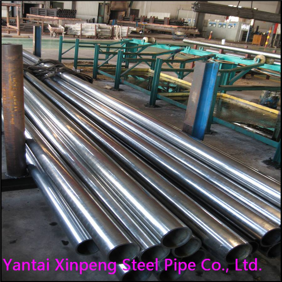 cold rolling carbon CK45 steel tube price per kg