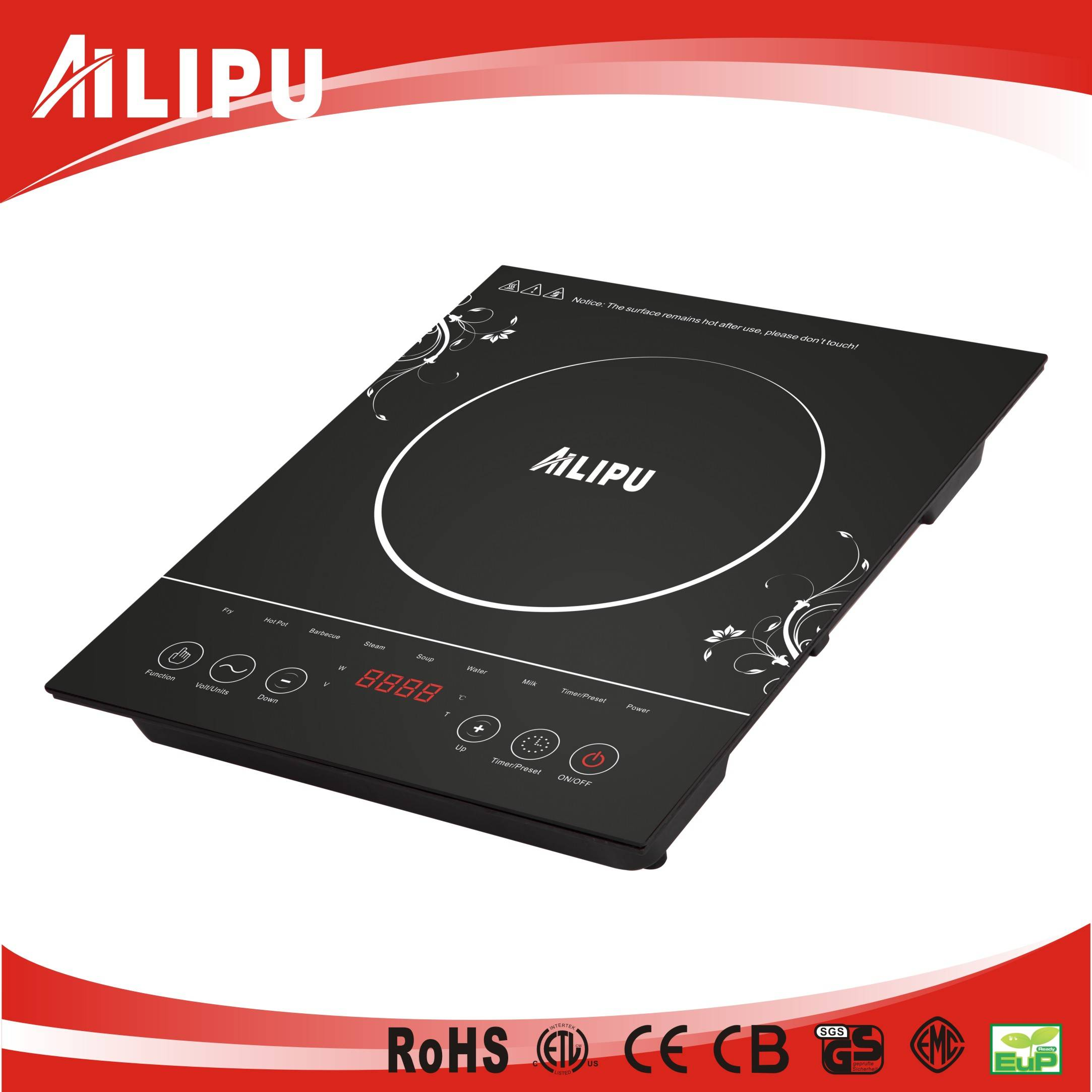 ETL Approval 120V Touch Control Induction CookerSM-A79