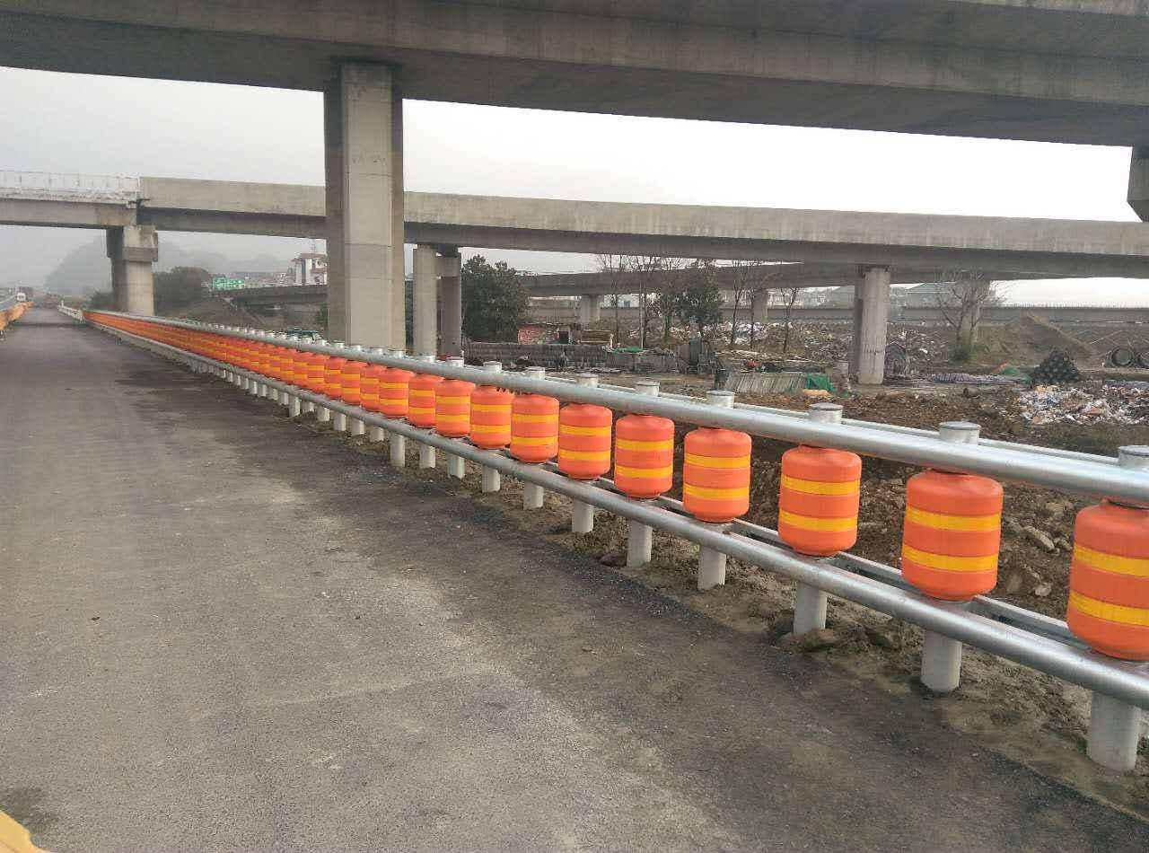 EVA roller barrier system/ safety rolling barrier
