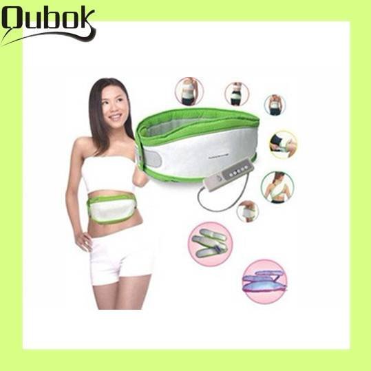 Effect Body Fat Burning slimming massager belt with 2 motors