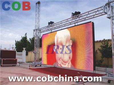 LED module display led rental slim outdoor p6mm outdoor mobile led display for concert