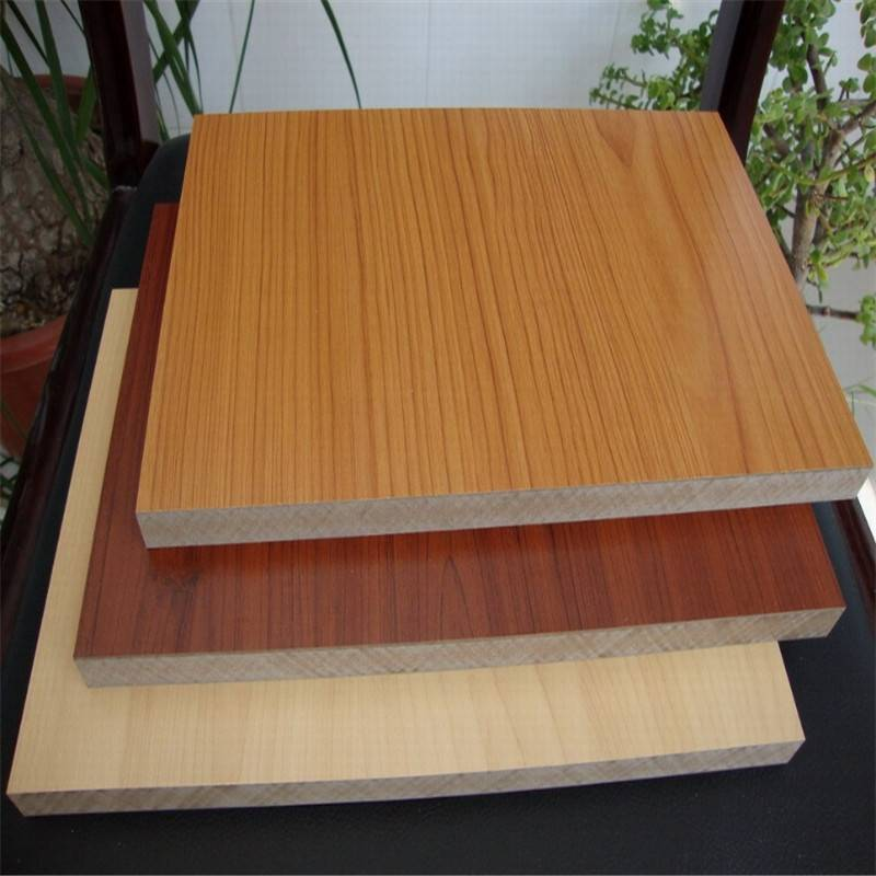 18mm melamine MDF price from China factory