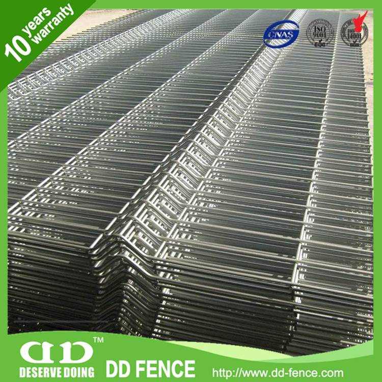 Betafence nylofor 3d welded wire mesh fence