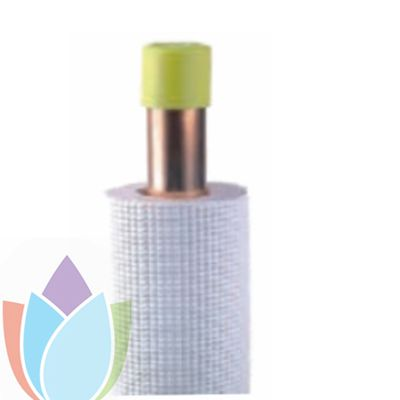 single insulated coper tube with PE Insulation