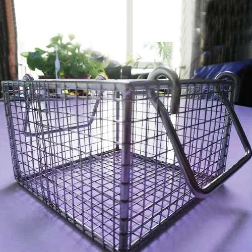 Stainless Steel Fry Basket