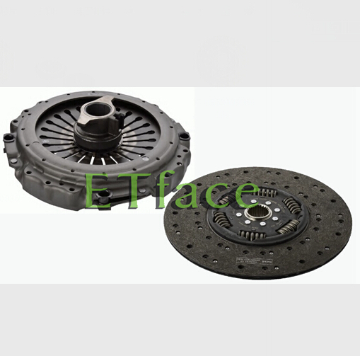 ETface Clutch Assy German Standard Clutch Kits3400 123 701 For SCANIA