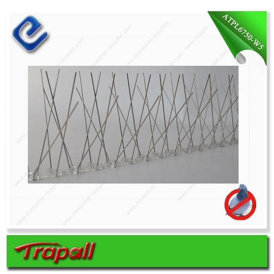Bird Proofing with Stainless Steel Bird Spikes ATPL6750-W5