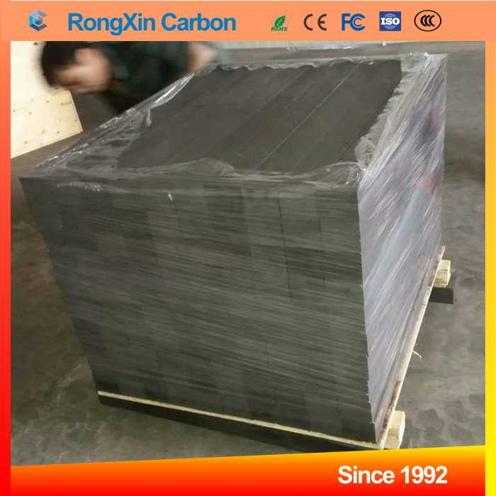 Artificial Graphite Isostatic Pressing Graphite Block/Rod/Mould.