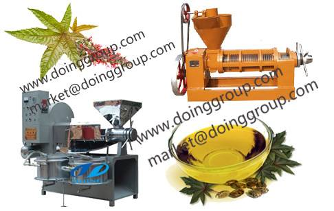 Sunflower seeds oil making machine