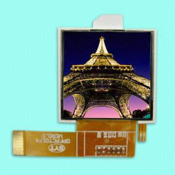 96 x 64 Dots LCD Module in CSTN Type