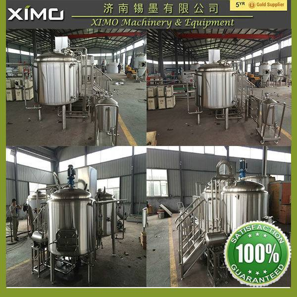 20L-20000L Beer Brewery Equipment