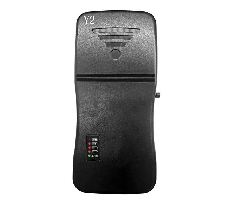 Y2 30 DBm 2G Cell Phone Gps Jammer , 5 - 20 Meter Gps Jamming