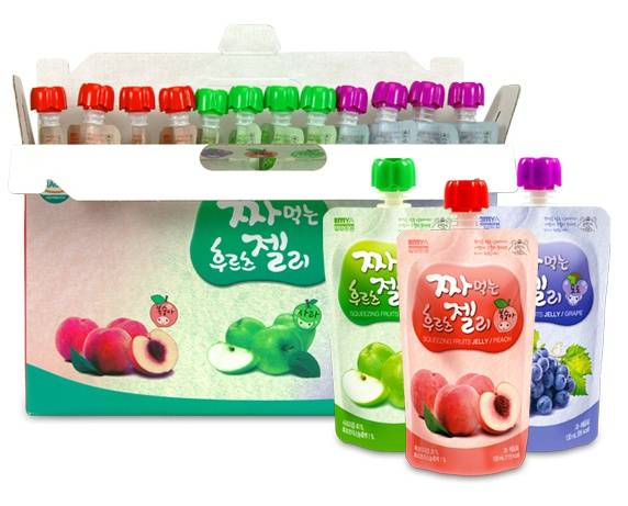 Fruit Water Jelly Drink
