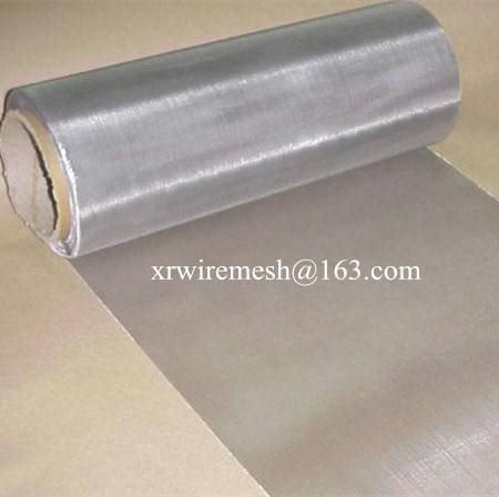 stainless steel slit wire mesh