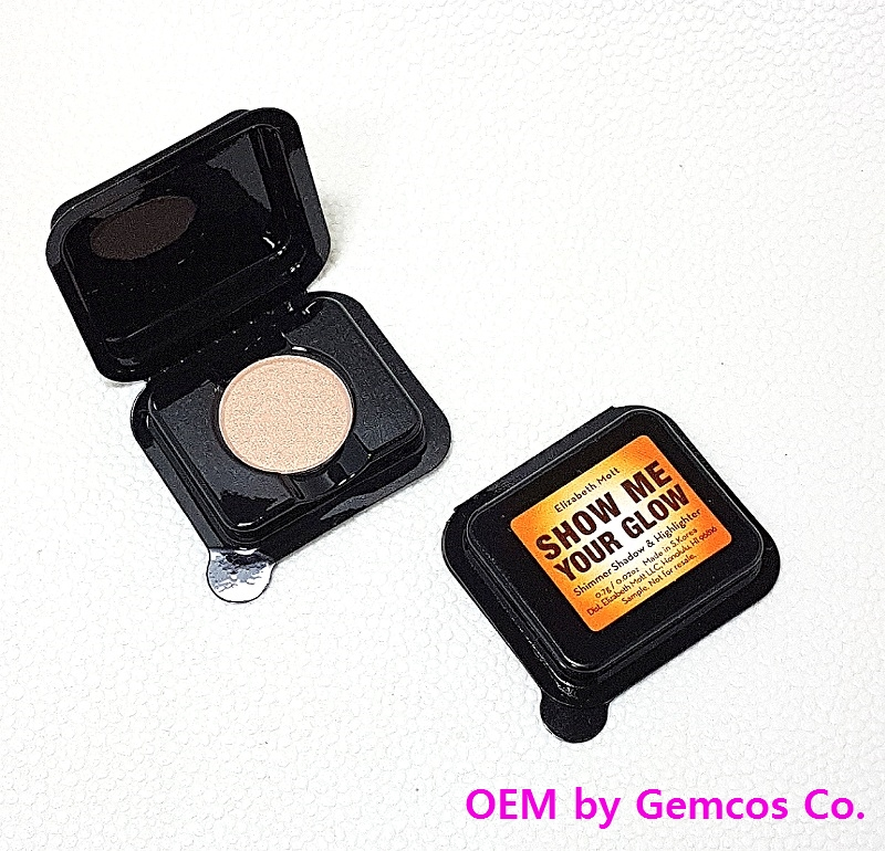 Gemcos Shimmer eye shadow & highlighter (PR-108) (Excellent Quality Korean products)