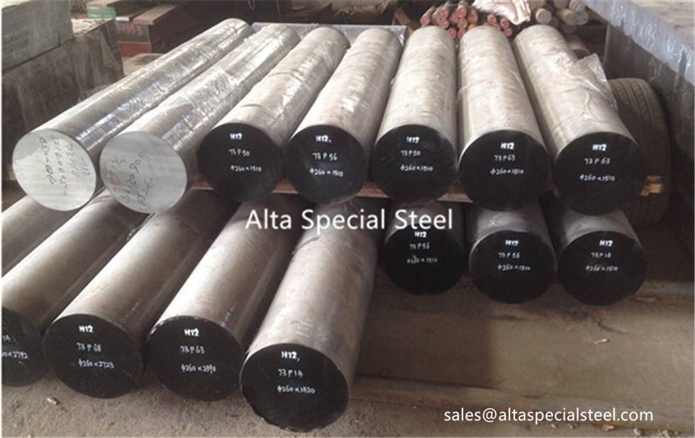 DIN 1.2606 / AISI H12 Tool Steel