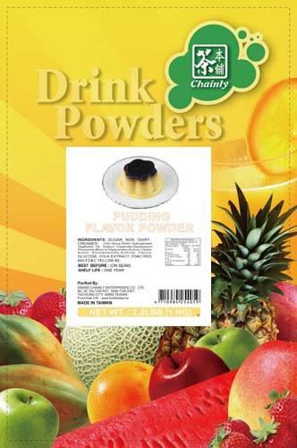 Pudding Flavor Powder for Bubble Tea Drink