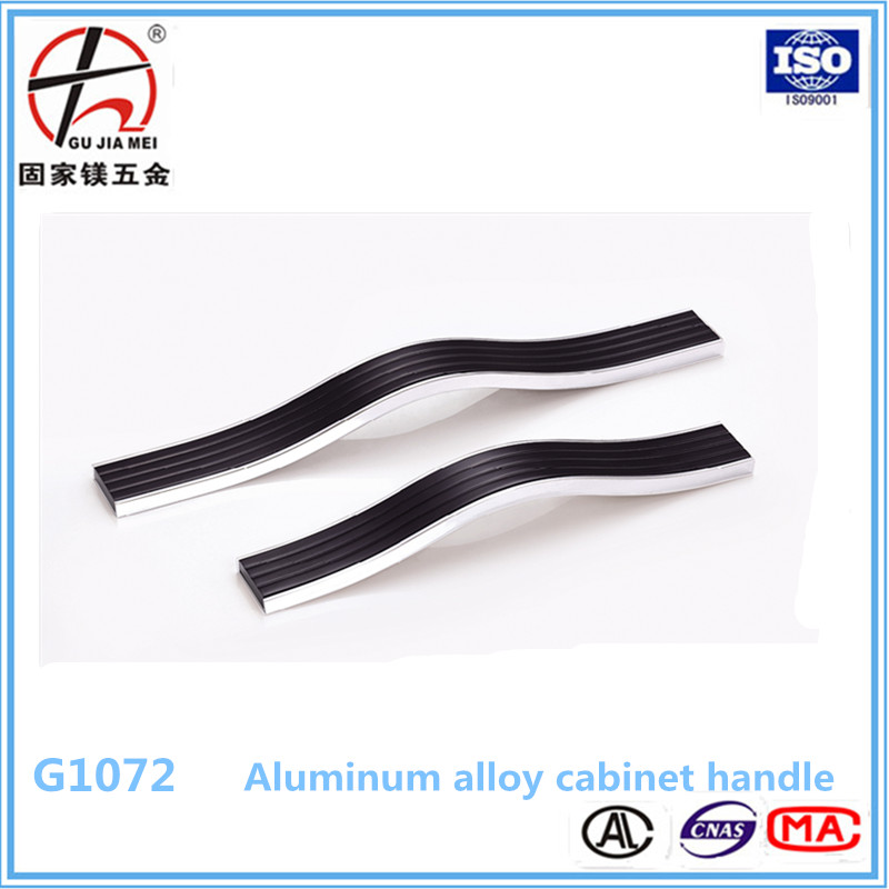China wholesale custom black cabinet handle/furniture hardware