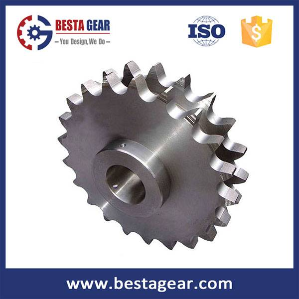 Agriculture machinery steel Sprocket gear