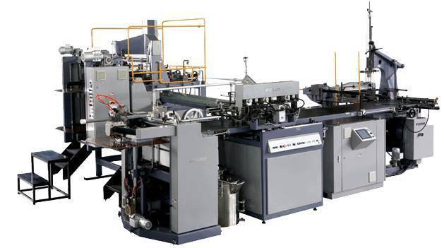 RB6040 Automatic Rigid Box Making Machine