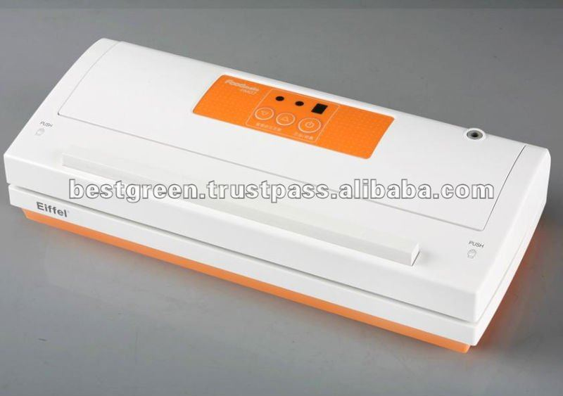 Vacuum Food Sealer_Full Automatic Vacuum Sealer