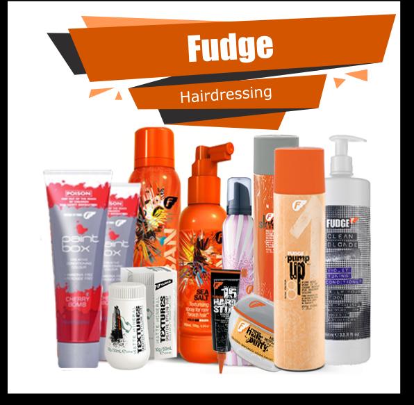 Fudge Hair Care Cosmetics Full Offer
