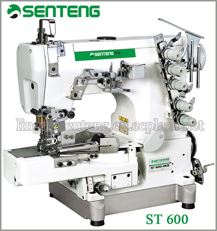 ST-600 High-speed Interlock Sewing Machine