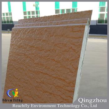 High density rigid polyurethane foam board insulation/pu sandwich panel