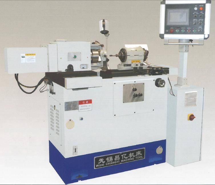 Semi-automatic CNC internal grinding machine of model MB215