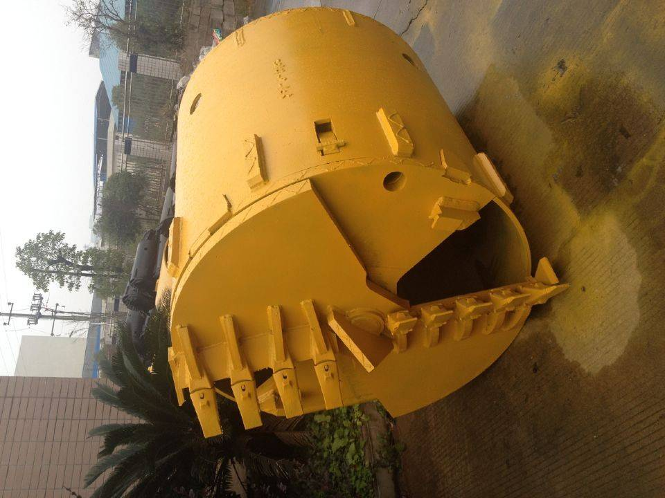 Clay Drilling Bucket, Soil Drilling Buckets