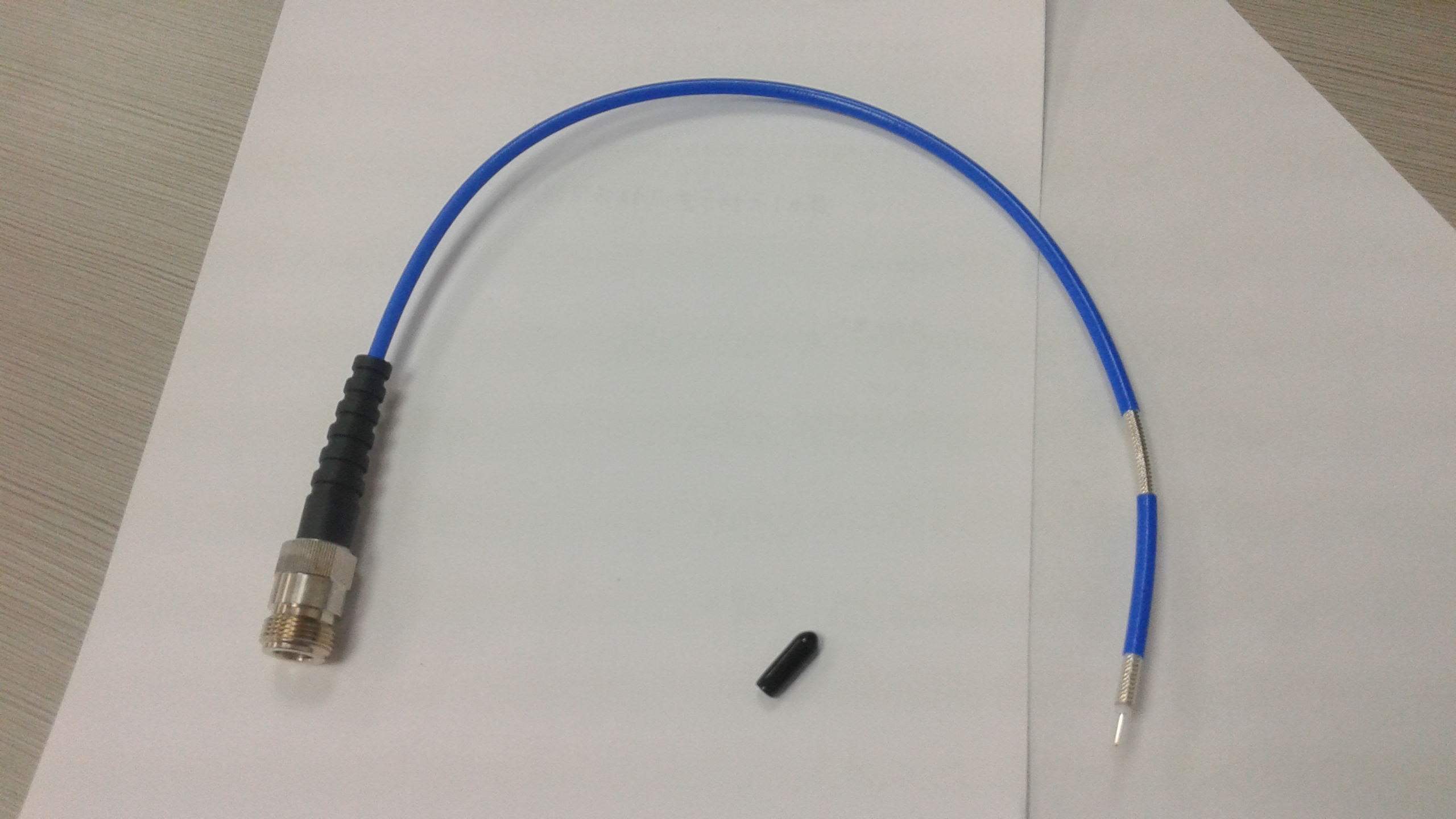 RG402 cable assembly