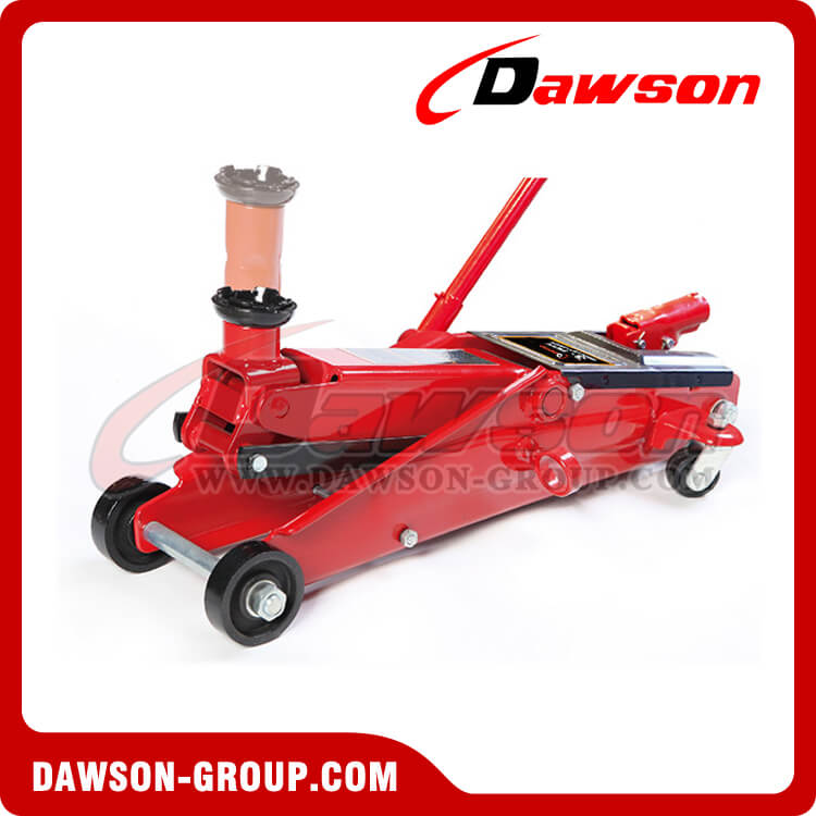 DST83006B 3 ton heavy duty hydraulic trolley jack car floor jack for sale