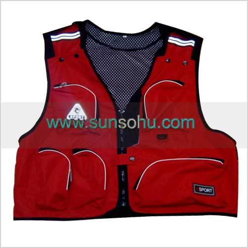 Wholesale Fishing vest GS-W21C