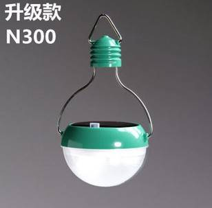 2013 Creative novelty gifts Solar led light outdoor camping lights portable tent led light emergency