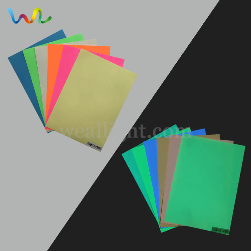 Photoluminescent Stickers, Glow In The Dark Sheets, Glow In The Dark Vinyl