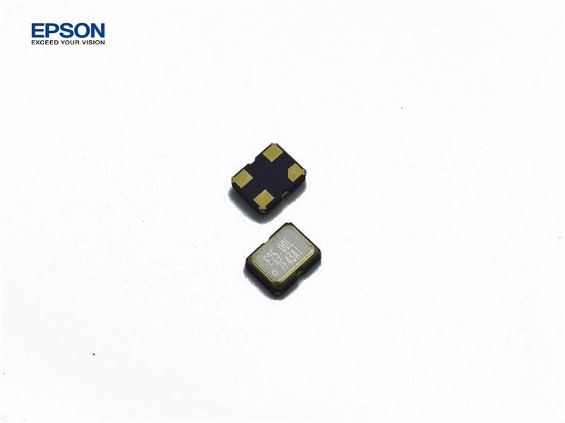 25MHZ  SG7050CAN 50PPM  Quartz Crystal Oscillator  25.000mhz EPSON