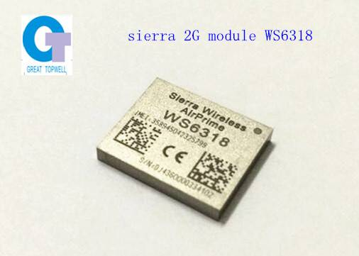 Sierra Wireless smallest module GSM module GPRS Module WS6318