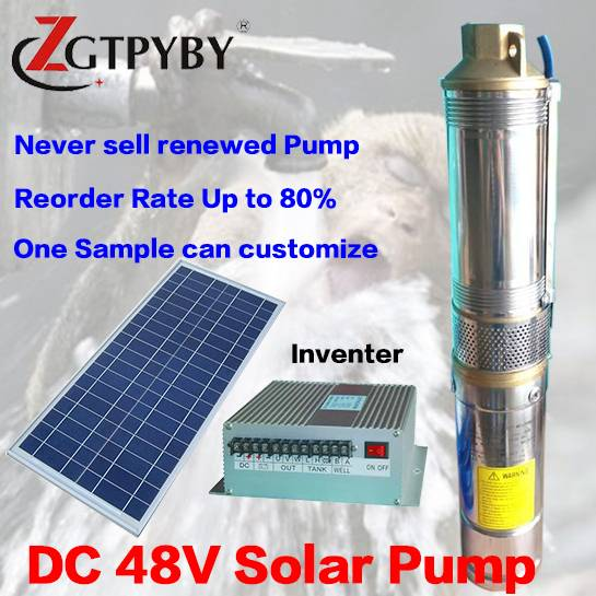 solar pump for sale reorder rate up to 80% solar powered well pumps