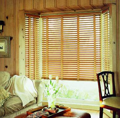 Basswood Venetian Blinds