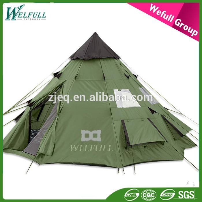 tipi Waterproof outdoor largecamping tent winter army Used military tent