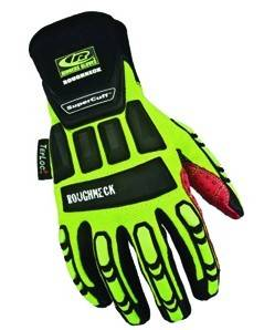 Oil and Gas Industrail Gloves-Ringers Roughneck Gloves En38 4232 Impact Gloves, TPR Gloves Ipwsdx2