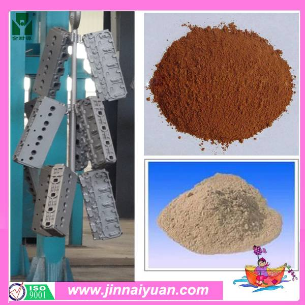 Good permeability Powder Coating Raw Materials for EPC