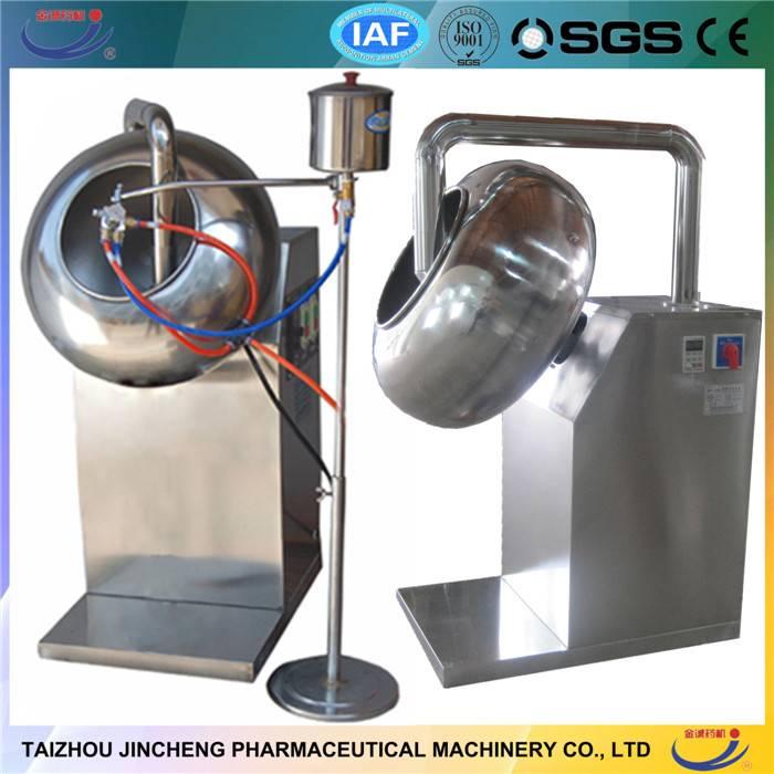 BY400 sugar coating machine manufacturer