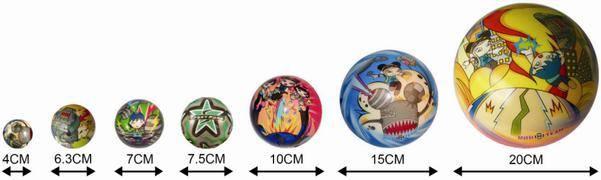 Leko 6.3cm PU stress ball kids ball sport ball