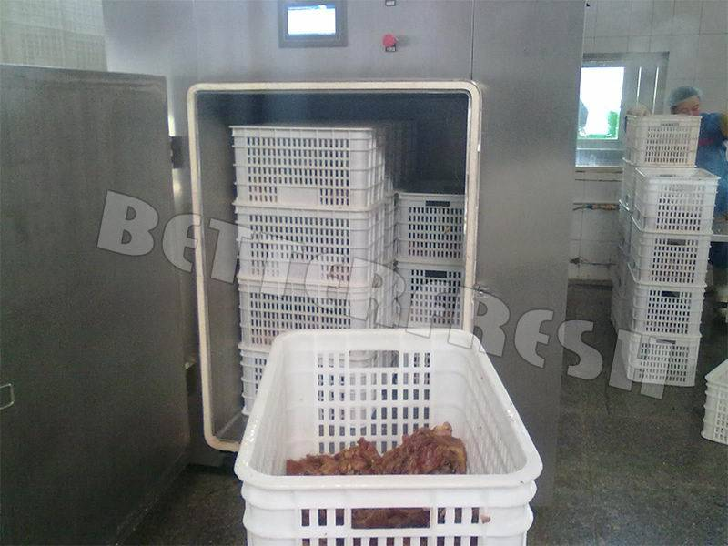 Dongguan Betterfresh Refrigeration rapid pre-cooling to extend the shelf vacuum coolers precoolers f