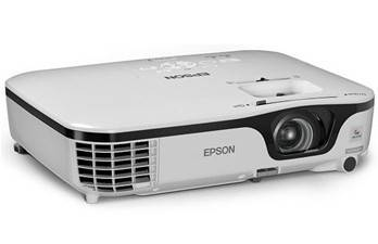 Epson EB-C55W High Definition Projector (white) 2600 lumens